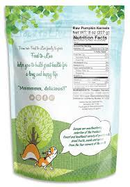Are Pumpkin Seeds Called Pepitas by Amazon Com Food To Live Pepitas Pumpkin Seeds Raw No Shell