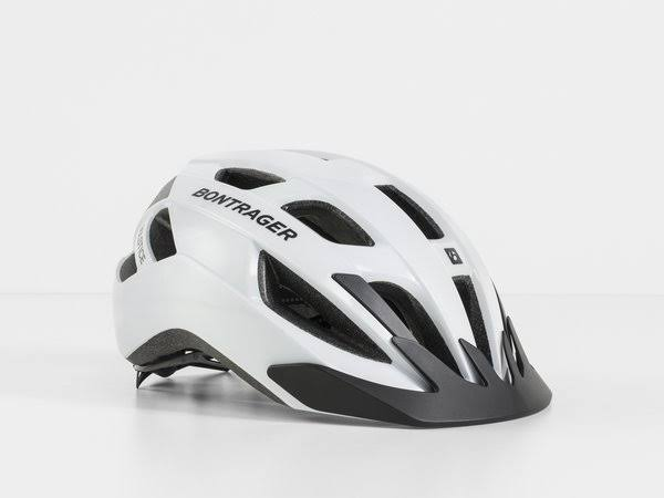 Bontrager Solstice Bike Helmet - White - Small/Medium (51-58cm)