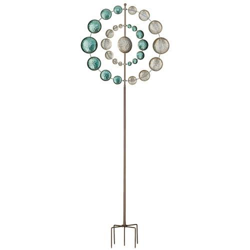 Regal Art & Gift Vertical Orbit Kinetic Garden Stake