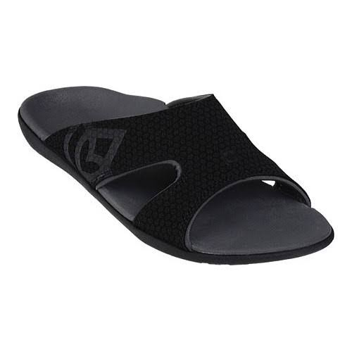 Spenco Women's Kholo Slide Sandal - Onyx Pattern, 11 US