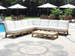 how to build your own sectional patio furniture how to make
