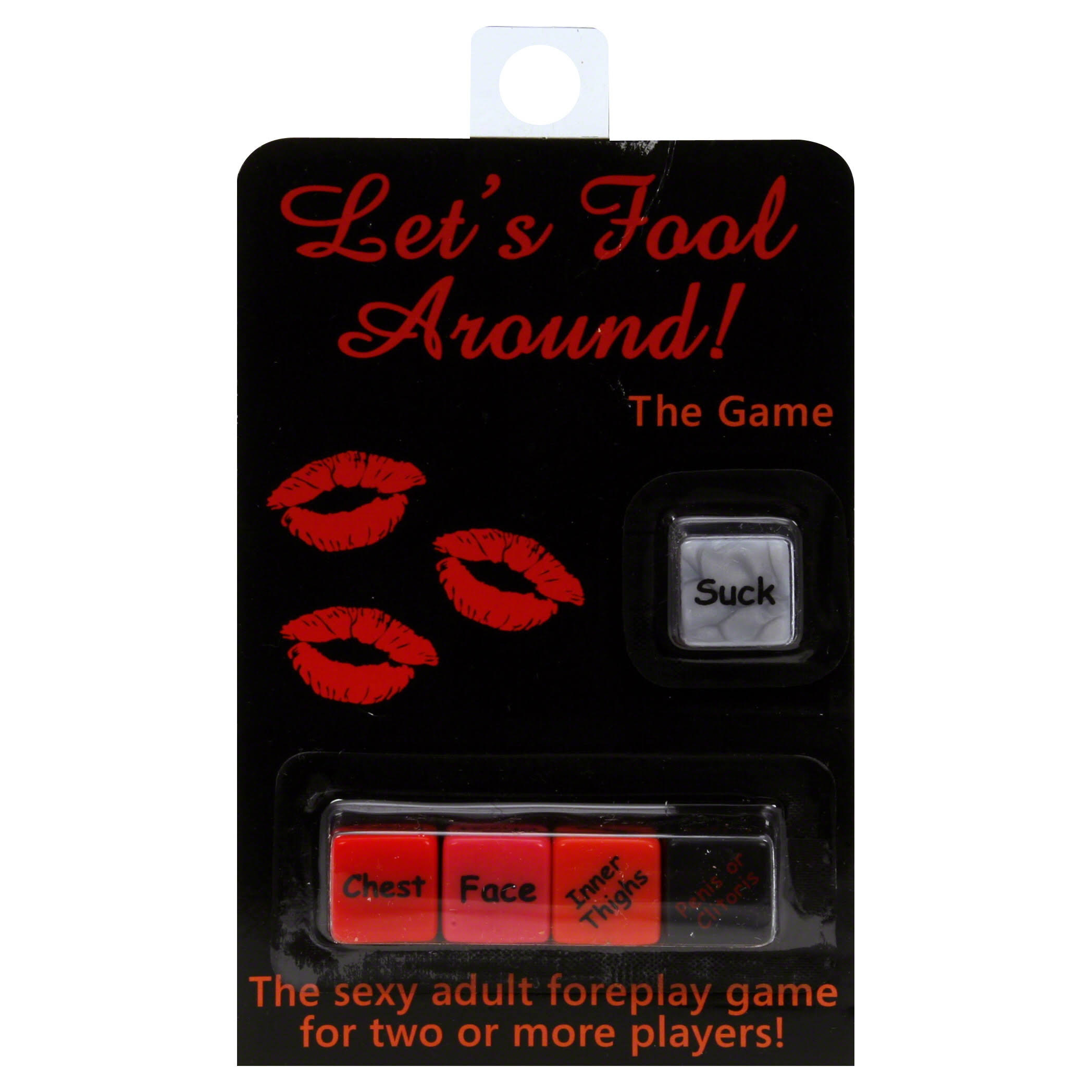 Kheper Lets Fool Around Dice Game - 5pcs