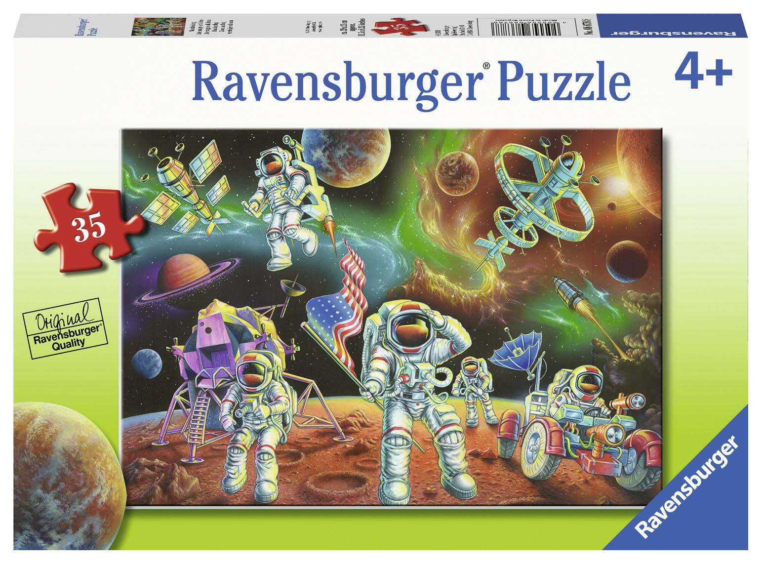 Ravensburger 35 PC Puzzle Moon Landing