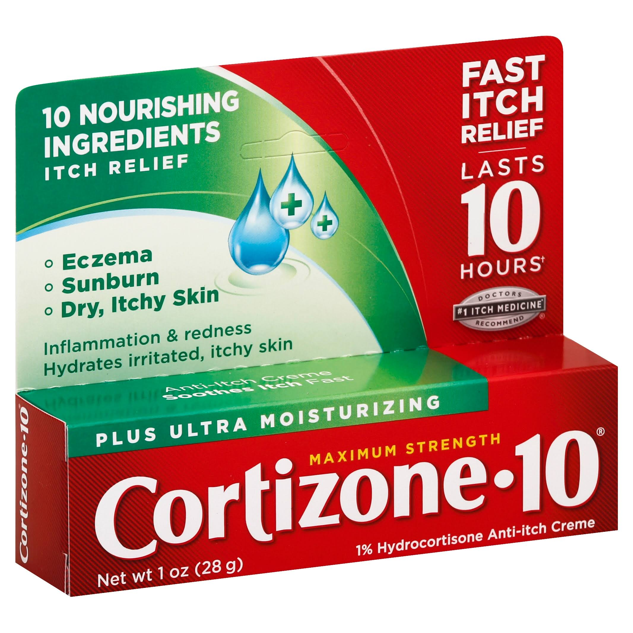 Cortizone 10 Plus Anti-Itch Cream