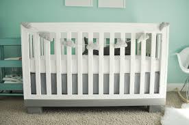 Bratt Decor Crib Skirt by Lifespan Of A Crib Baby Crib Design Inspiration