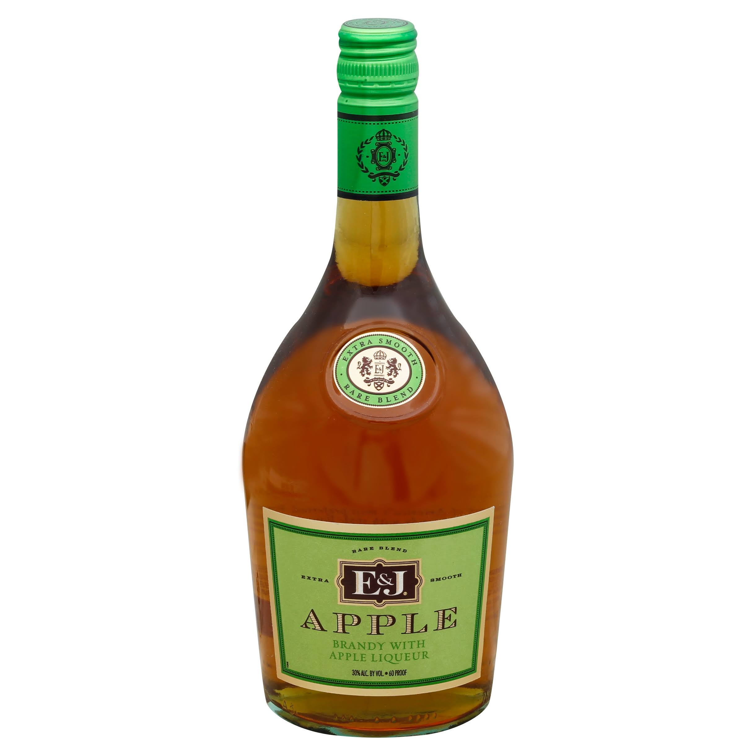 E & J Brandy, Apple - 750 ml