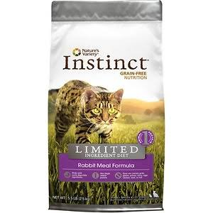 Nature's Variety Instinct Limited Ingredient Diet Cat Food - Rabbit Meal
