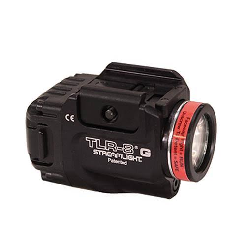 Surefire Streamlight TLR 8g Tactical Light 500 Lumen LED with Green Laser 69430