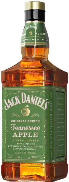 Jack Daniels Tennessee Whiskey, Apple - 750 ml