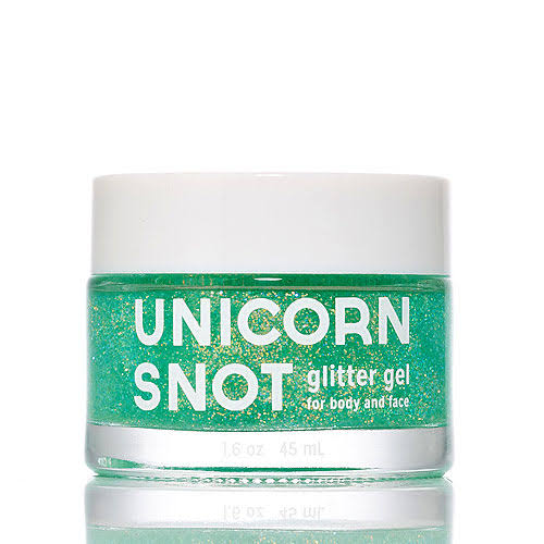Unicorn Snot Glitter Gel for Body and Face - Blue