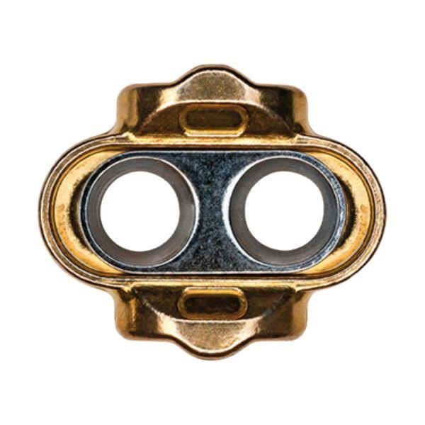 Crank Brothers Zero Float Cleats Pedal - Gold