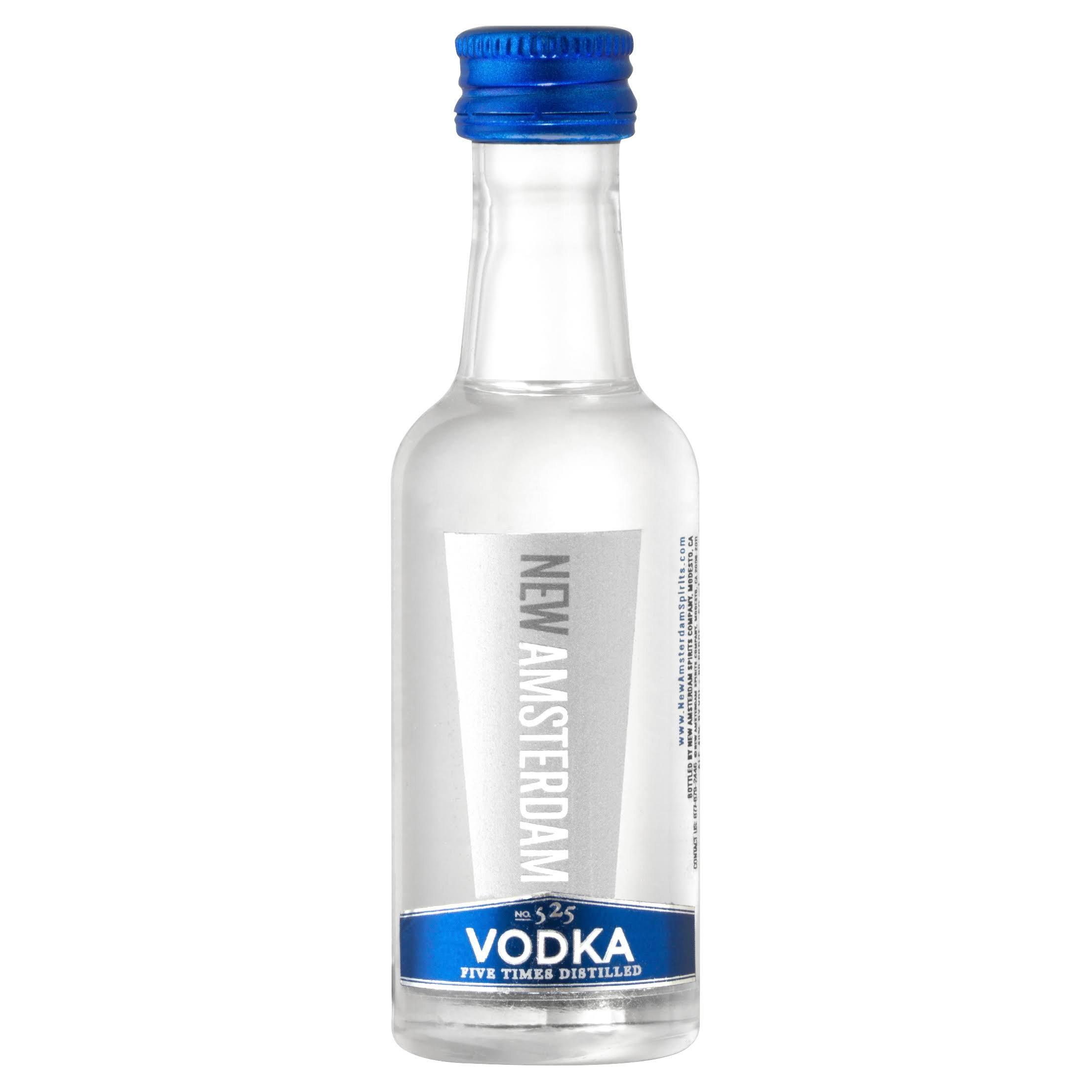 New Amsterdam Vodka - 50 ml bottle