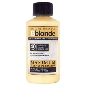 Jerome Russell Bblonde Maximum Cream Peroxide - 40 Volume