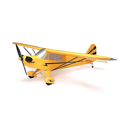 E-flite Clipped Wing Cub 1.2m BNF Basic EFL5150