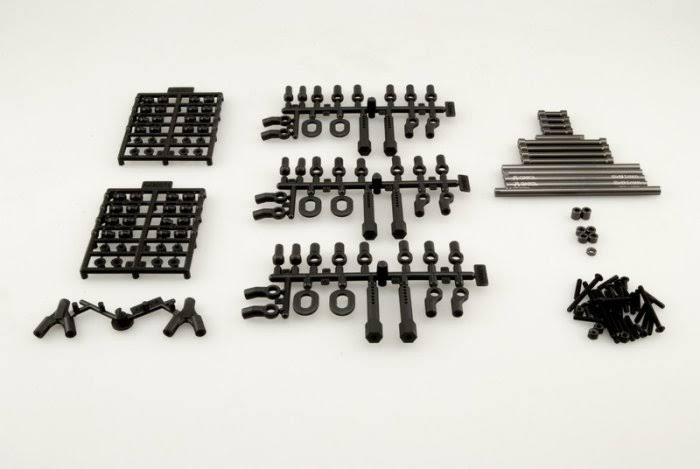 Axial SCX10 TR Links Set (290mm) AX30549