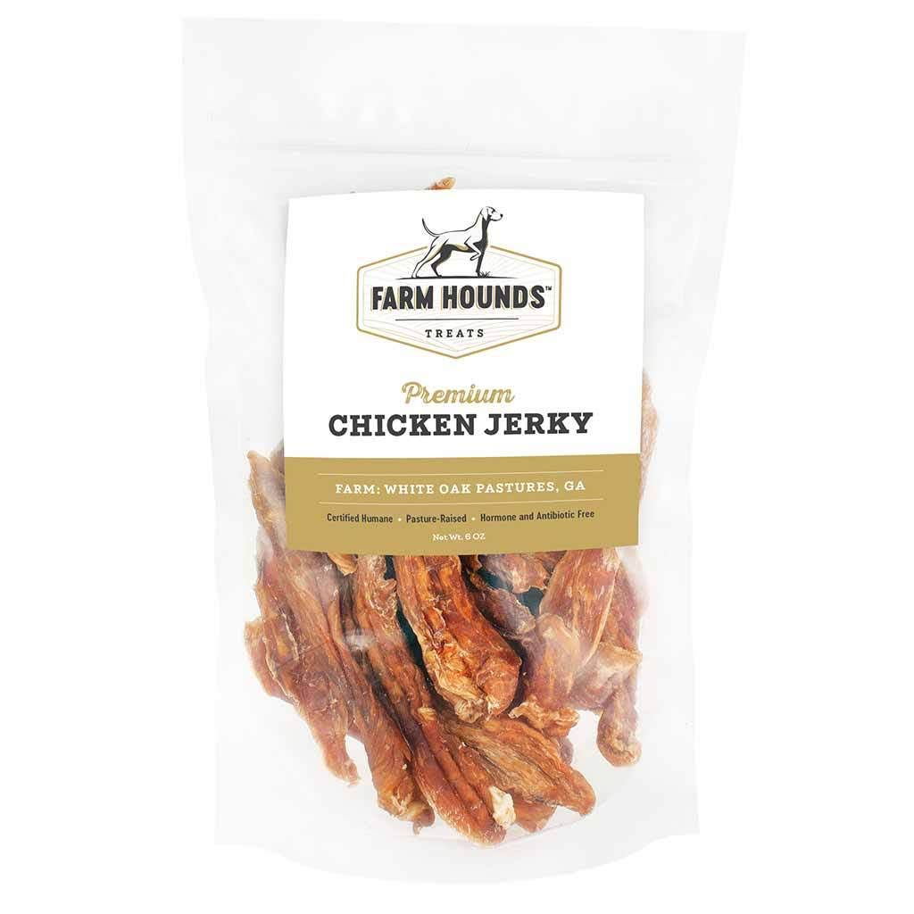 Farm Hounds Jerky Treats - Chicken, 3.5oz