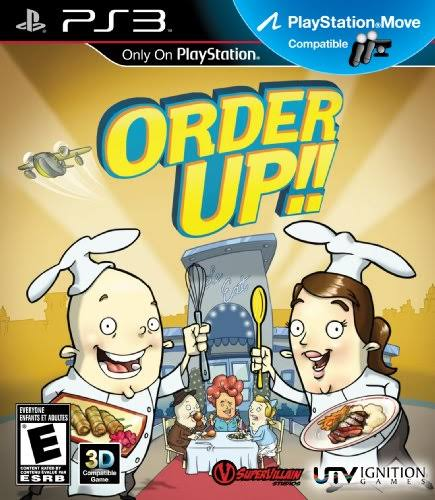Order Up!! - PlayStation 3