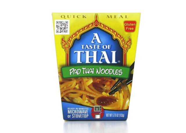 A Taste of Thai Pad Thai Noodles - 5.75oz