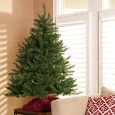 Puleo Christmas Tree Instructions by Classic Pine Pre Lit Pencil Christmas Tree Hayneedle