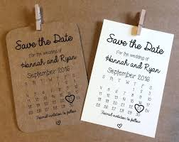Shabby Chic Wedding Decorations Uk by 10 Personalised Magnetic Save The Date Cards Rustic Shabby Chic