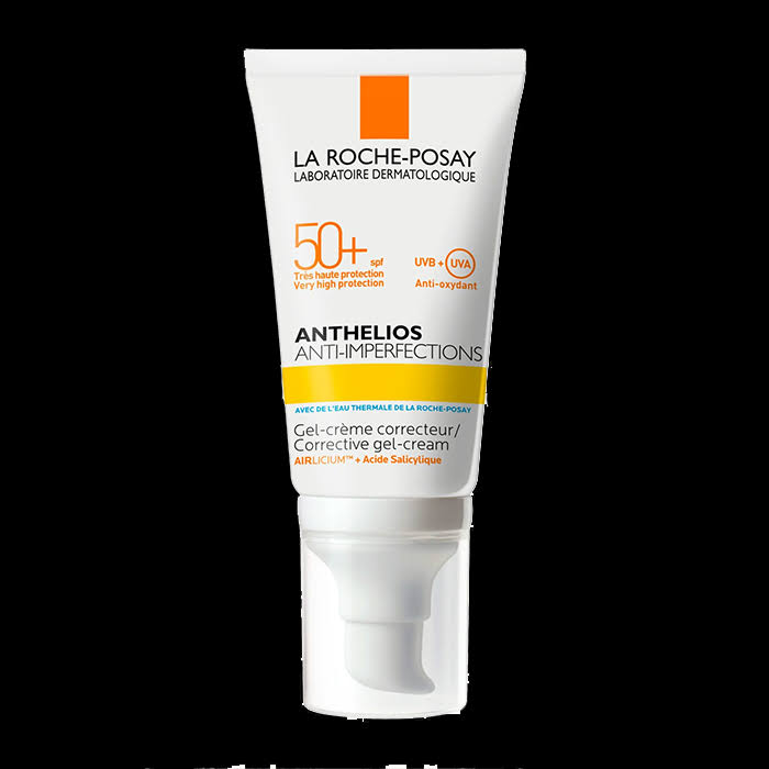 La Roche Posay Anthelios Anti Imperfections Cream - SPF 50+, 50ml