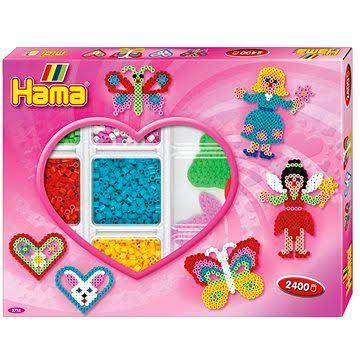 Hama Pink Activity box