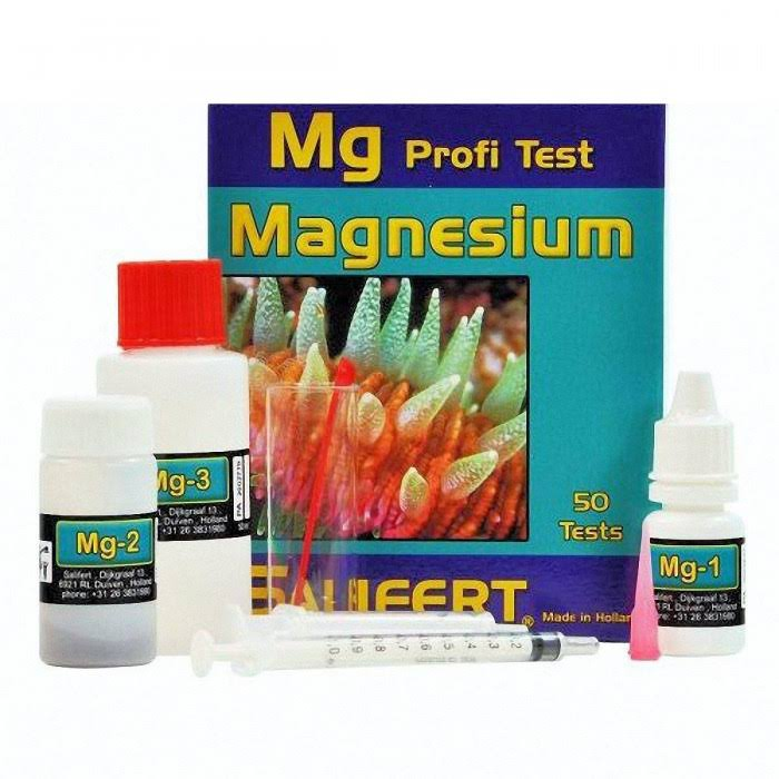 Salifert Mg Profi Test Magnesium - 50 Tests
