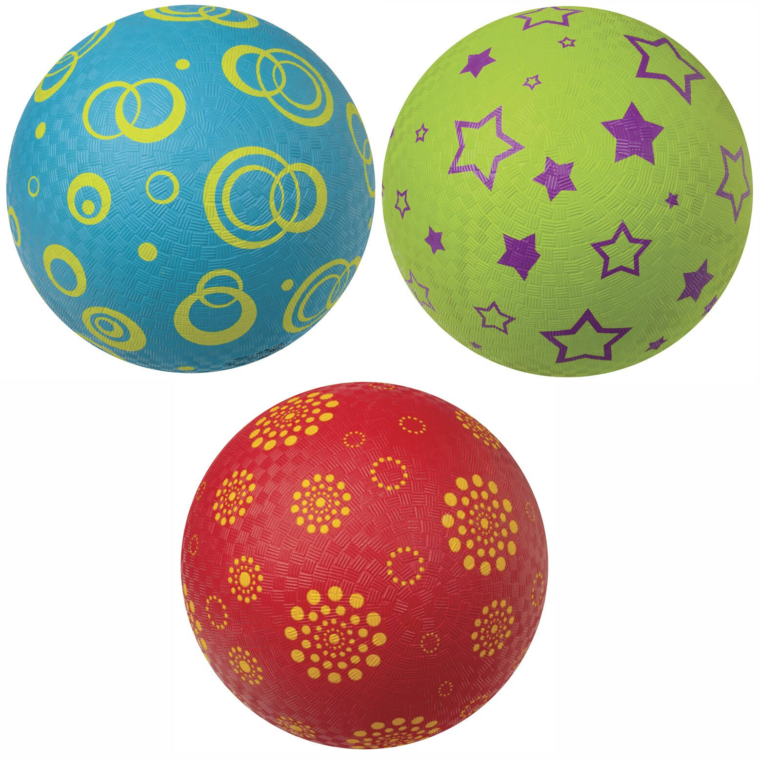 Toysmith Classic Playground Ball - Assorted Colors
