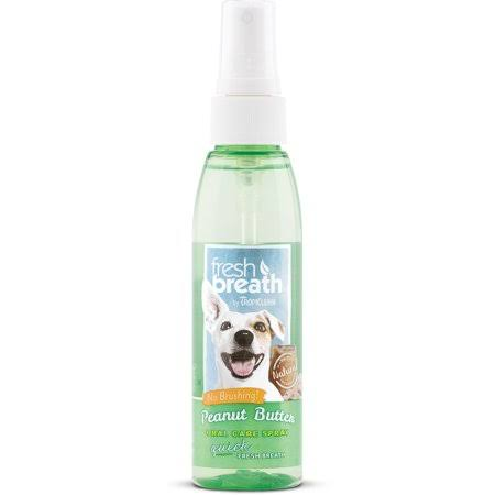 Fresh Breath Peanut Butter Oral Care Spray 4 oz