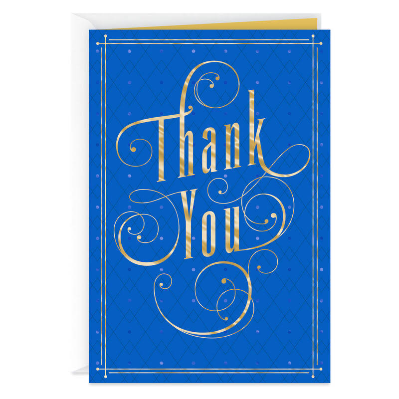 Appreciate Your Kindness Thank You Card