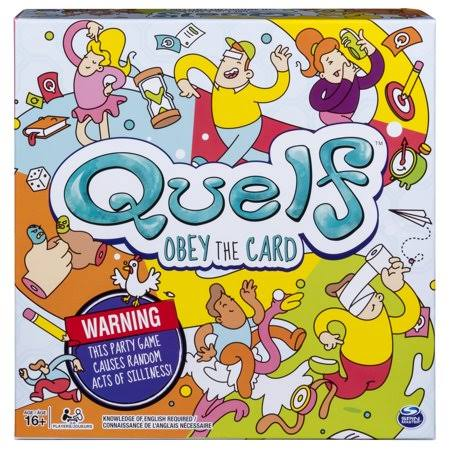 Quelf Teens and Adults Party Game