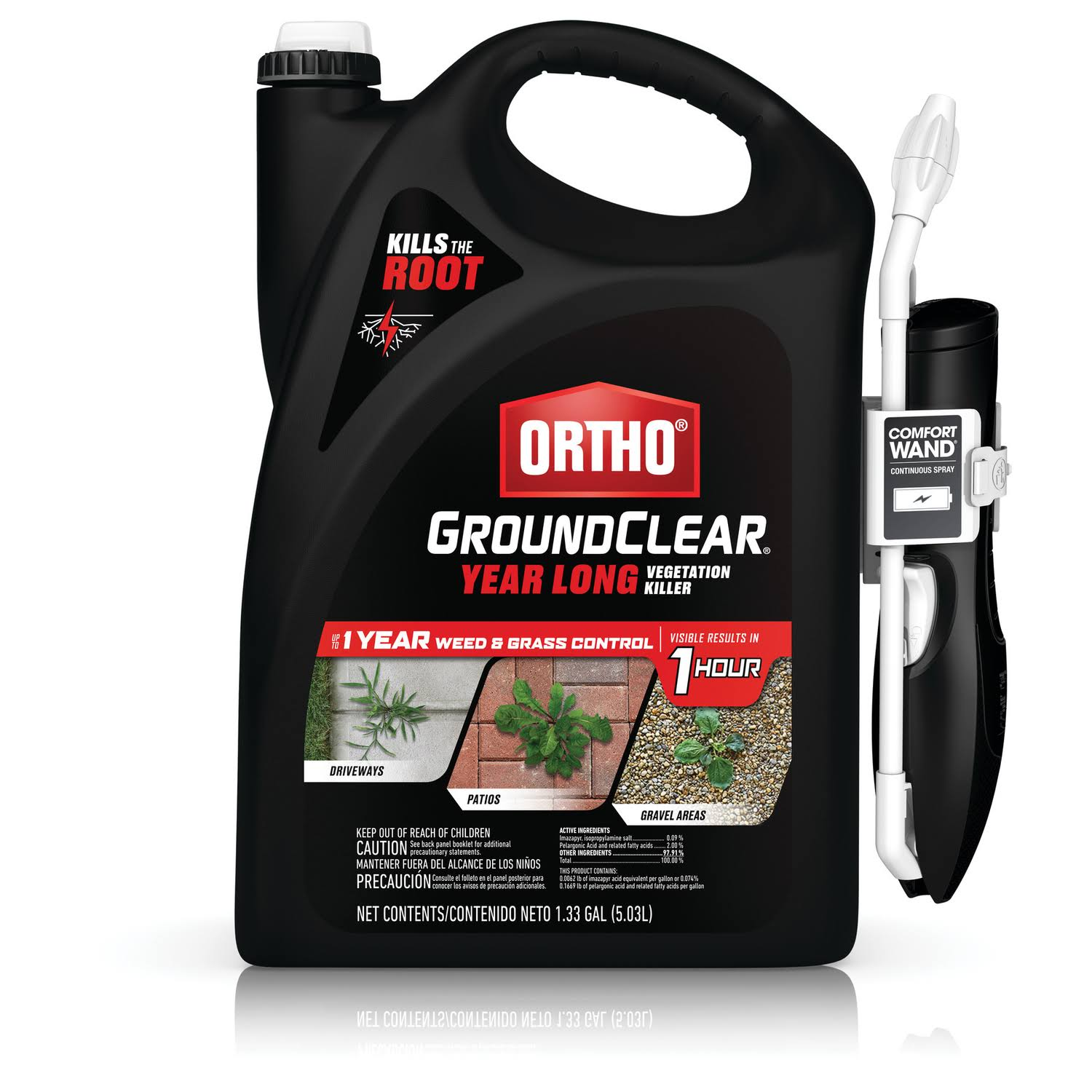Ortho Weed Clear Lawn Concentrate Weed Killer - 32oz