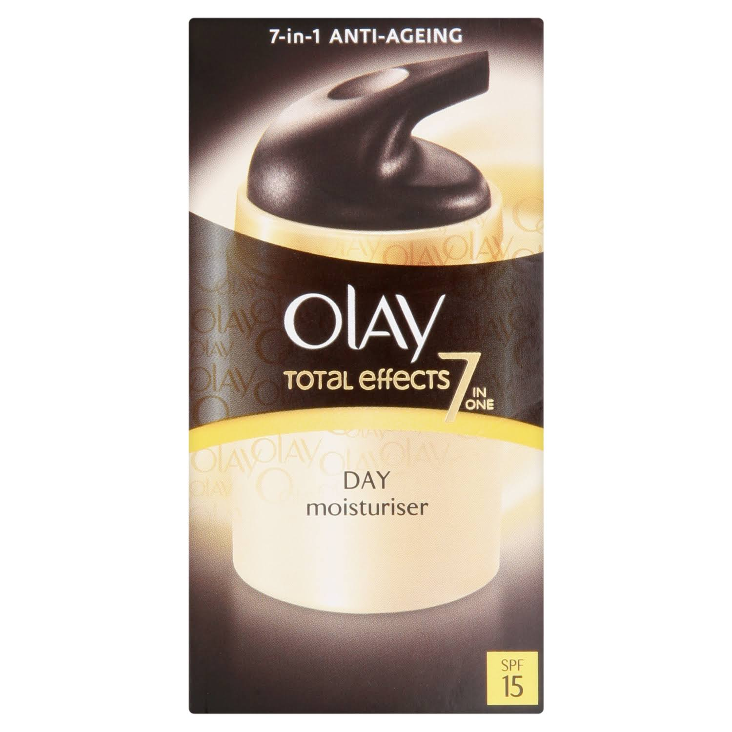 Olay Total Effects Anti Aging Moisturizer - 50ml, SPF 15