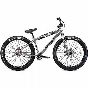 SE Bikes Beast Mode Ripper 27.5+ Silver BMX Bike 2019