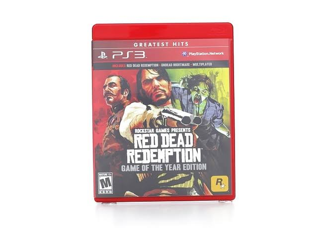 Red Dead Redemption: Game Of The Year Edition - Playstation 3