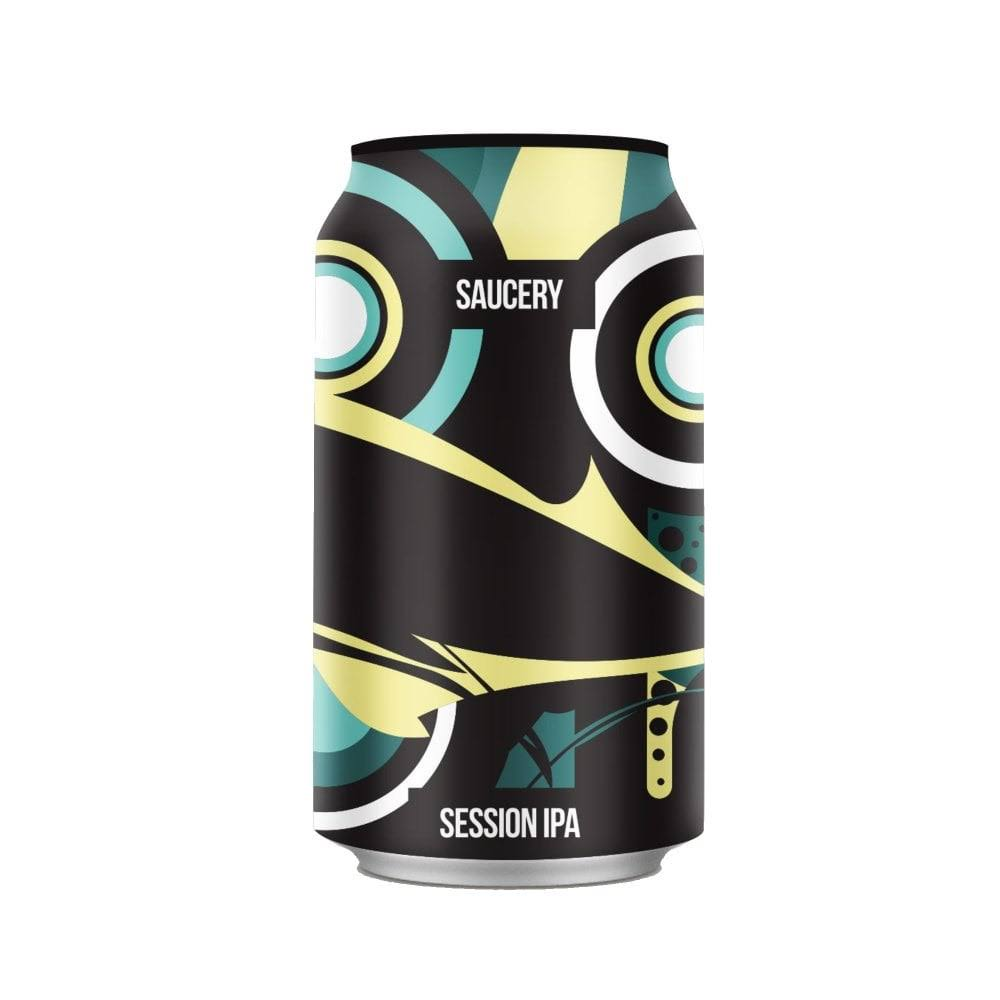 Magic Rock Brewing Saucery Session IPA - 330ml
