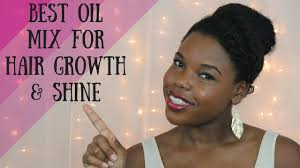 Pumpkin Seed Oil For Hair Loss Dosage by Best Oils For Natural Hair Growth U0026 Shine Oil Treatment