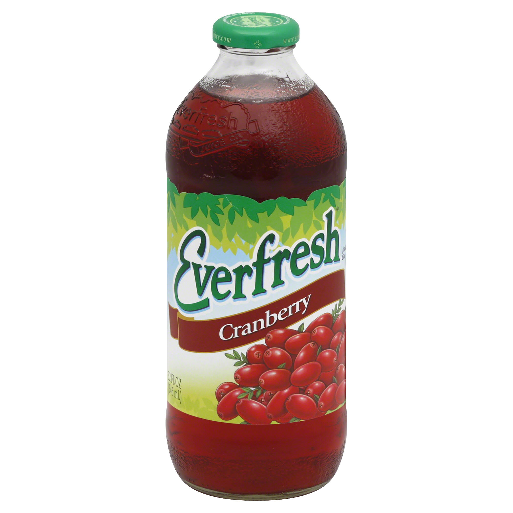Everfresh Juice Blend Cocktail - Cranberry