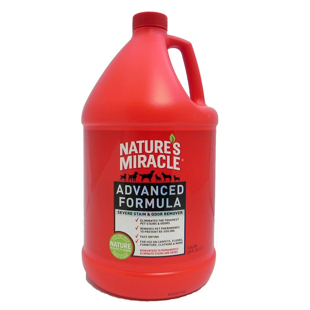 Nature's Miracle Advanced Stain & Odor Eliminator - 1 gal.