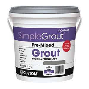 Custom Building Products Simple Grout Pre-Mixed Grout - 3.78l