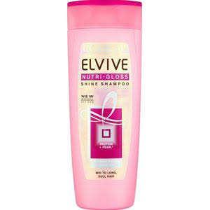 L'Oreal Paris Elvive Nutri-Gloss Shine Shampoo, 400 ml
