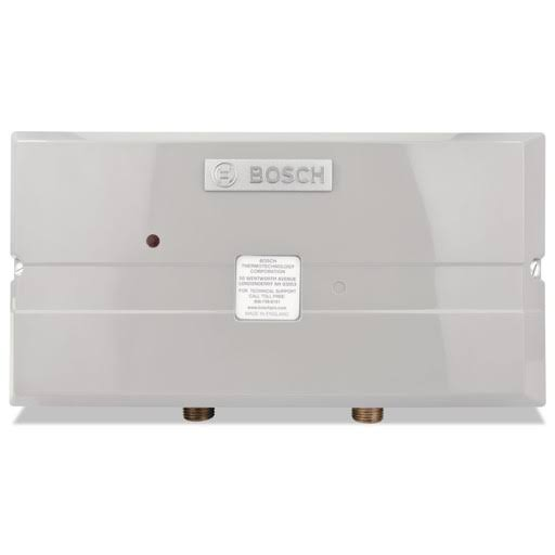 Bosch Tronic 3000 US12 Electric Point-Of-Use Tankless Water Heater - 12kW, 240V