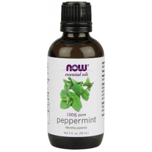 Now Essentials Oils - Peppermint, 2 oz