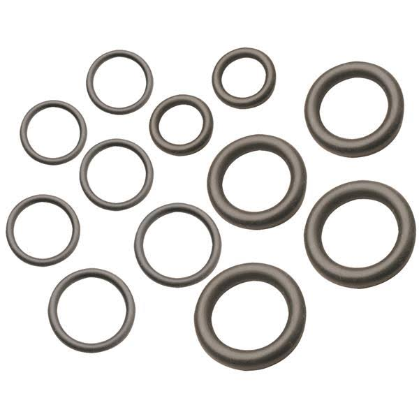 Plumb Pak 402665 Keeney Assorted Large O-rings