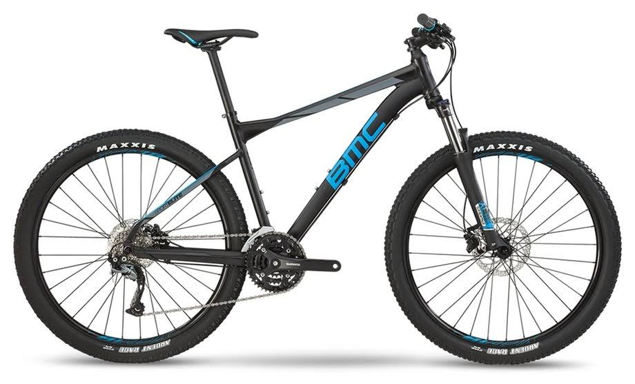 BMC Sportelite SE THREE 2019 black/blue S