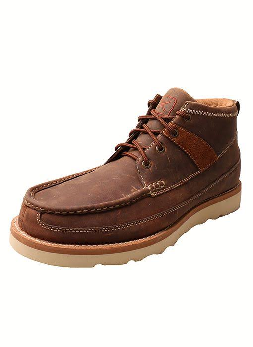 Twisted x Men's Casual Boot - Oiled Saddle