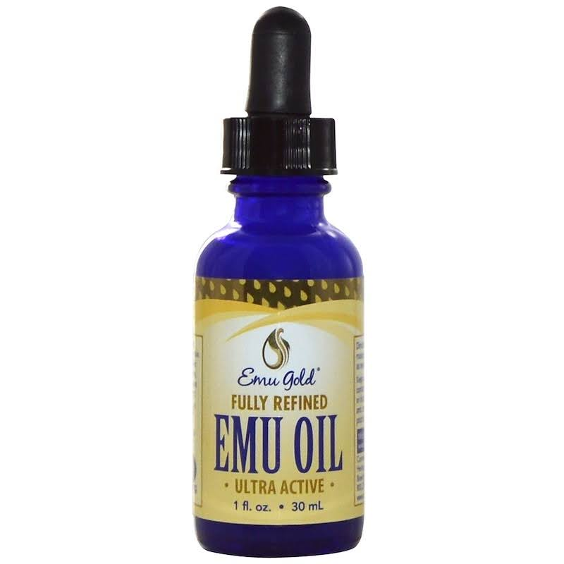 Emu Gold Emu Oil - 1 fl oz