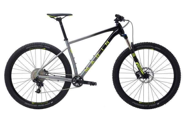 Marin Nail Trail 6 29 Mountain Bike 2019