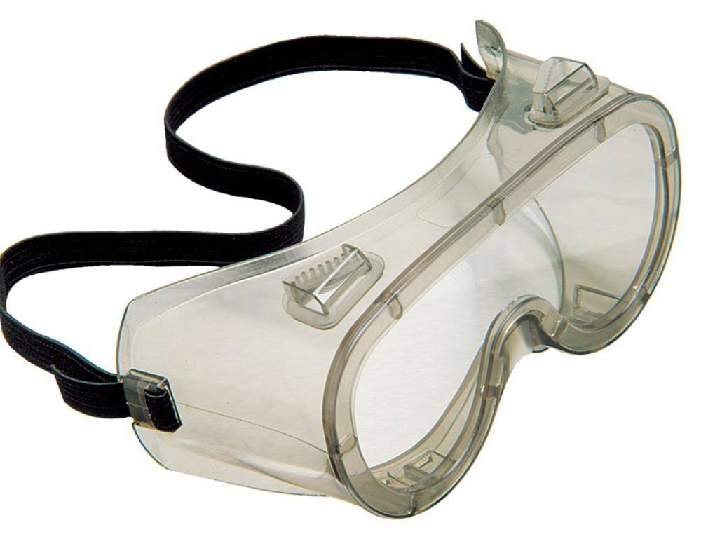 Msa Safety Works Chemical Goggles
