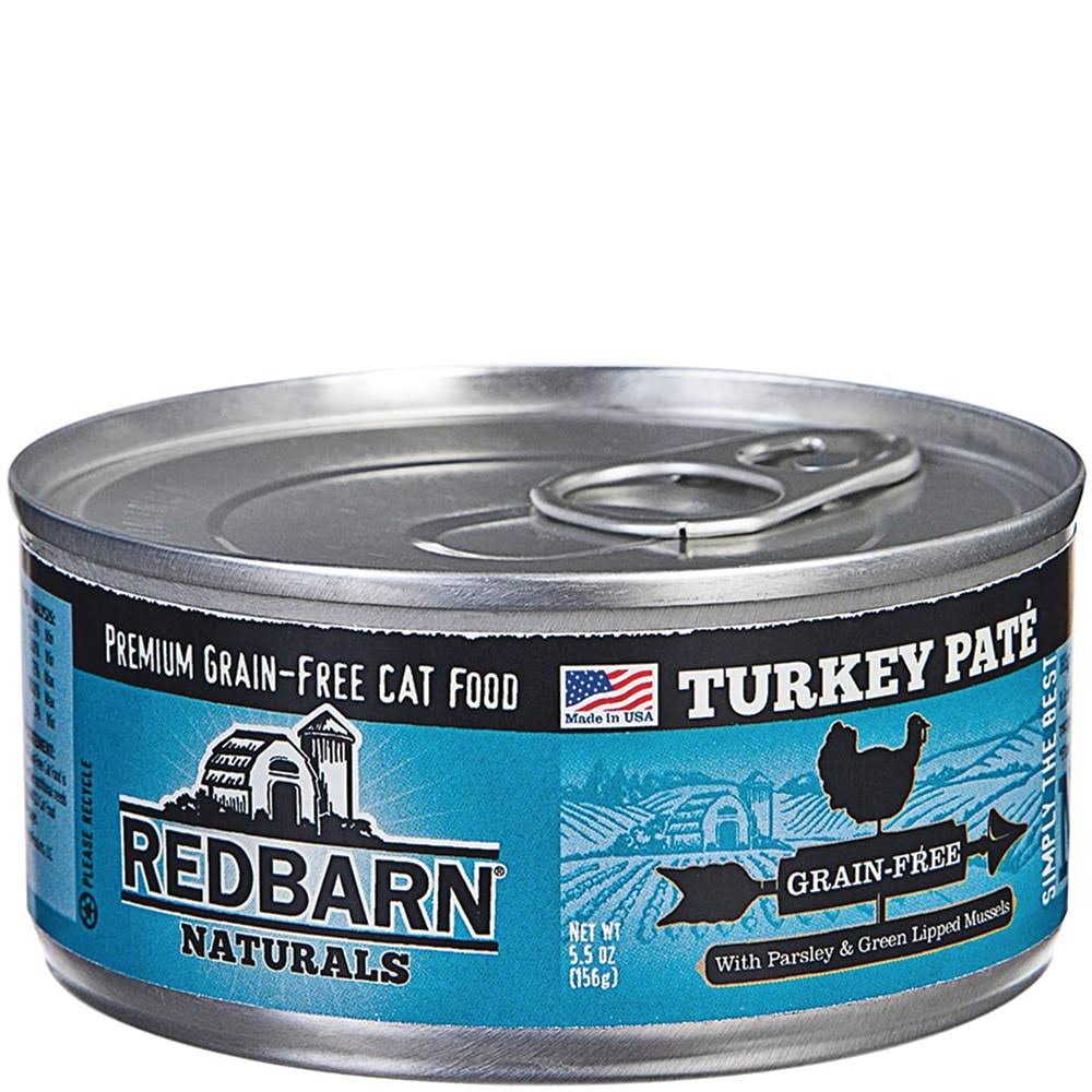 Redbarn Cat Food - Turkey Pate